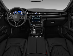 2020 Maserati Quattroporte Gts Gransport Interior