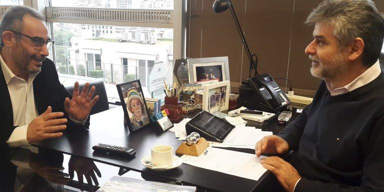 El rector de la UNPSJB Alberto Ayape presentará el martes junto a Daniel Filmus