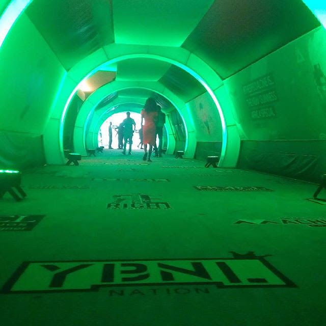 The OLIC2 Tunnel
