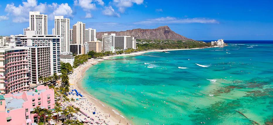 Resultado de imagem para honolulu hawaii