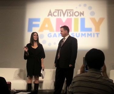 Activision Family Game Summit