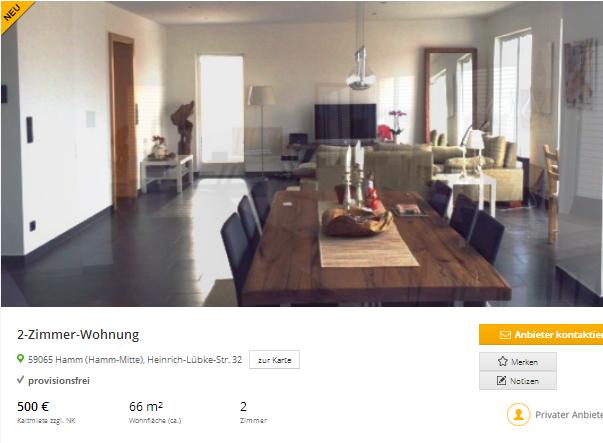 alias afex xolia 2 zimmer wohnung 23552. Black Bedroom Furniture Sets. Home Design Ideas