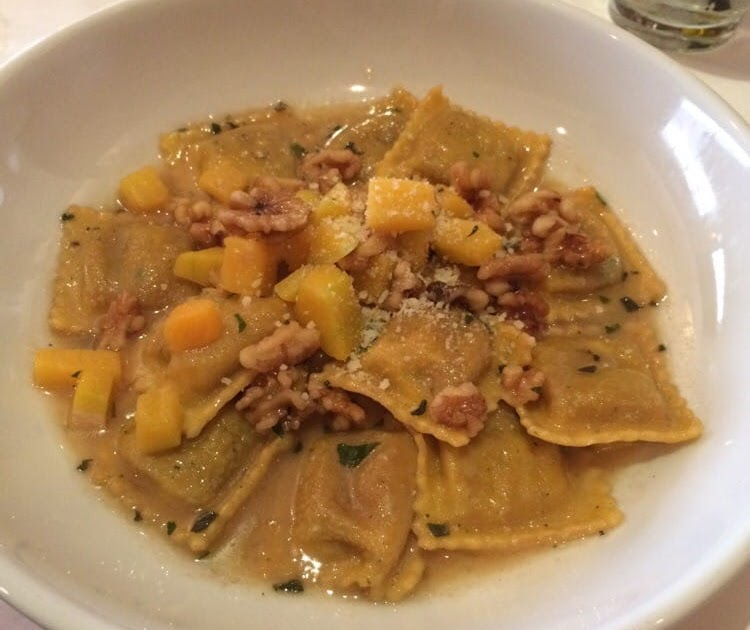 Italian Chain Restaurant Recipes Butternut Squash Ravioli