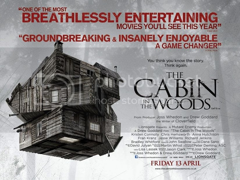 The Cabin in the WHAT THE F*** JUST HAPPENED!