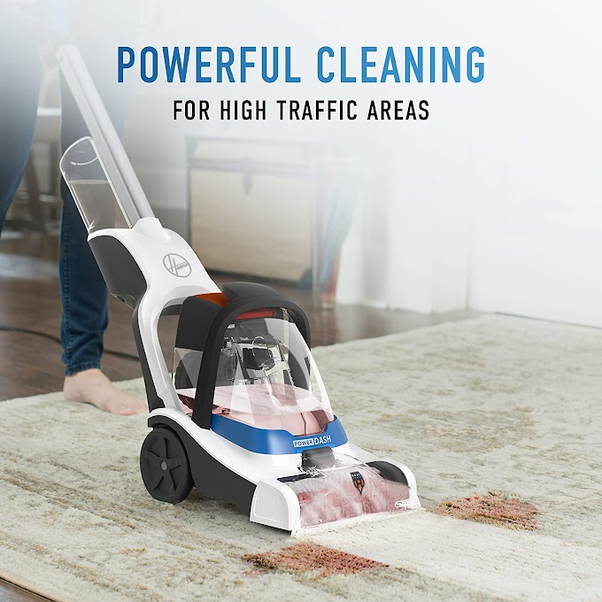 Top 5 The Best Carpet Spot Cleaners for Pets Buyer's Guide 2021