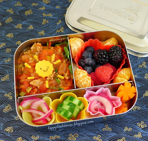 Chili LunchBots Bento by sherimiya ♥