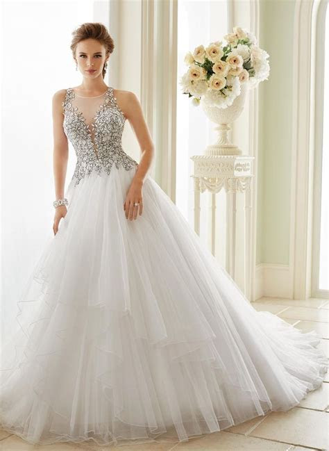 Sophia Tolli Spring 2017 Shows Glamorous Ball Gowns   New