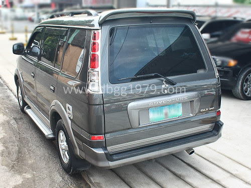 Car for Sale – 2009 Mitsubishi Adventure (Gray) | dbgg1979