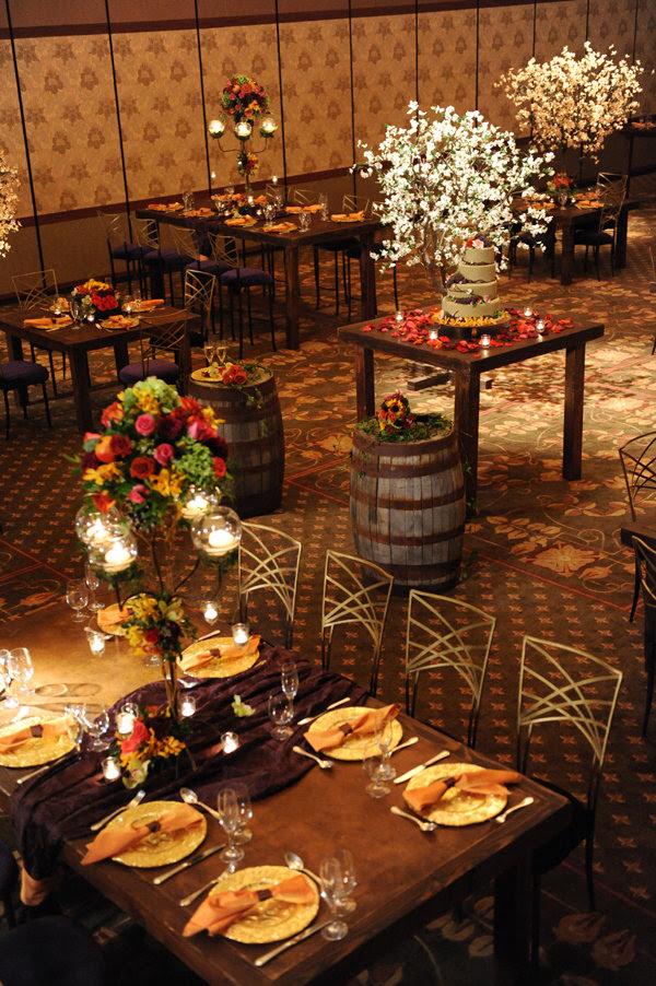 Reception Decor Ideas - Wedding Reception | Wedding Planning