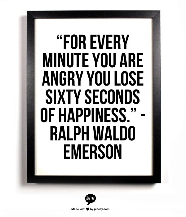Mmgs English Blog At Pmcurie Dont Get Angry Quotation By Emerson