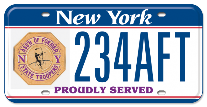 Association of Former NYS Troopers, Inc.   New York State DMV