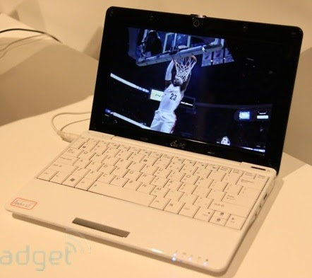 Asus Snapdragon Eee PC runs Android