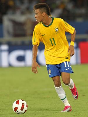 neymar, brasil x argentina