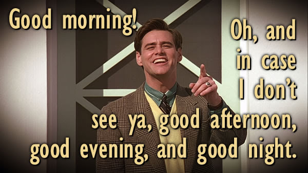 The Truman Show Excerpts