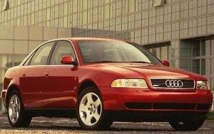1997 Audi A4 28 Quattro 0 60