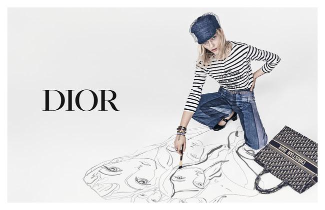 Dior Spring Summer 2018 Ad Campaign 1