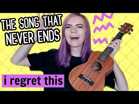 The Song That Never Ends Lyrics 10 Hours