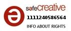 Safe Creative #1111240586564