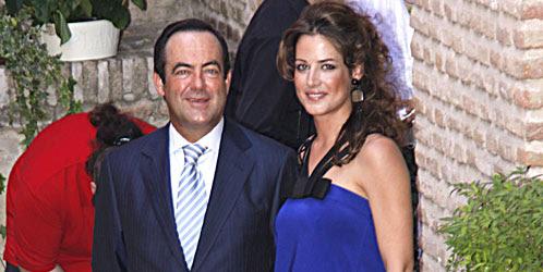 El empresario que pagó la hípica de Bono agasaja ahora a su hija en el palacio de Buckingham