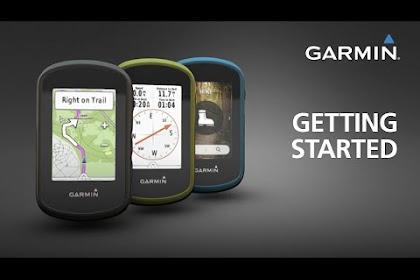 Manual GPS garmin Etrex untuk pengguna model 10,20 dan 30