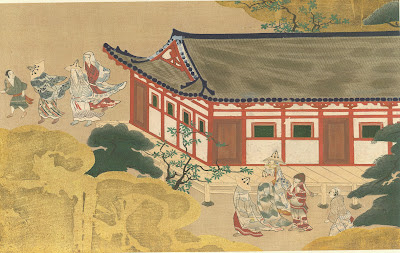The Festival of Toyokuni Daimyojin