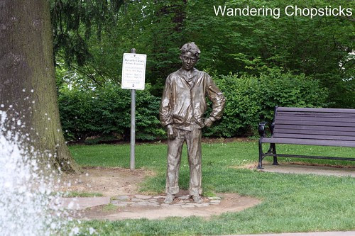 8 Beverly Cleary Sculpture Garden - Grant Park - Portland - Oregon 3