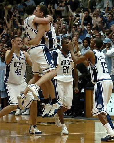 Duke Wins