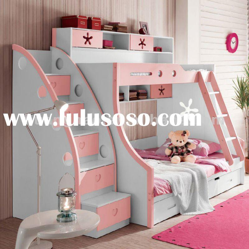 bunk bed with slide ladder, bunk bed with slide ladder ...