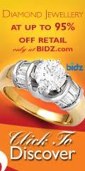 Bidz Jewellery Live Auction FREE Registration SAVE
