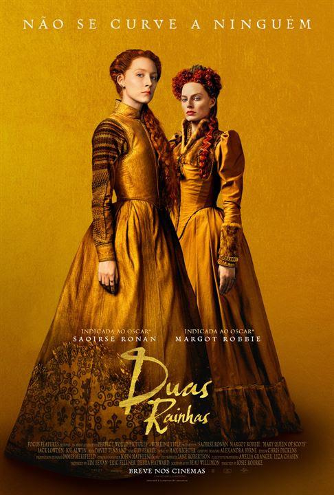 Duas Rainhas : Poster