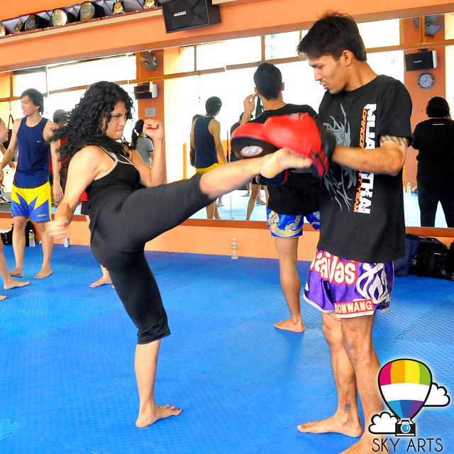 Muay Thai Save My Life Workshop @ Dragon Thai Club
