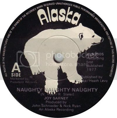 Joy Sarney - Naughty Naughty Naughty