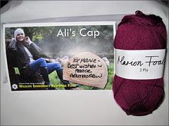 Ali's Cap kit