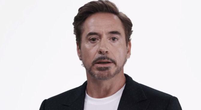 Risultati immagini per Robert Downey trump