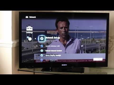 how to use pip on sony bravia tv