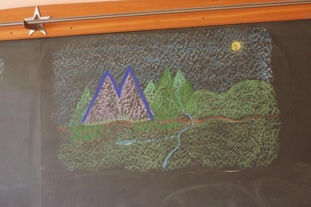 Michaelmas - K's classroom te letter M