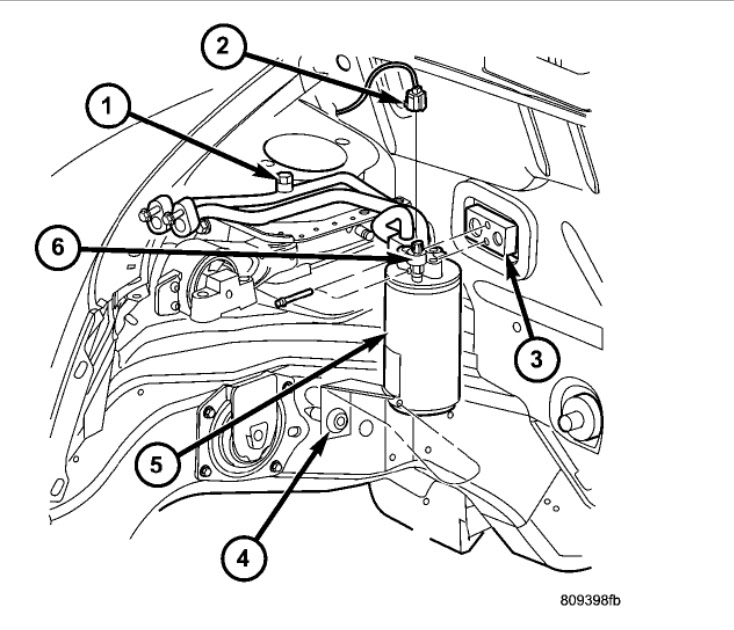 32 Pt Cruiser Air Conditioning Diagram