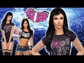 The Sims 4 - CAS - WWE AJ Lee