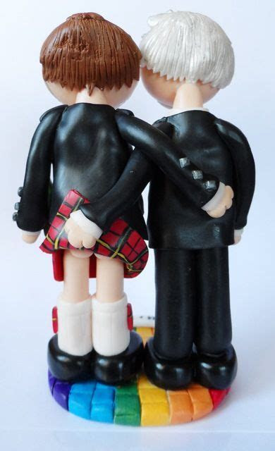 9 best images about LGBT Wedding Cake Toppers on Pinterest