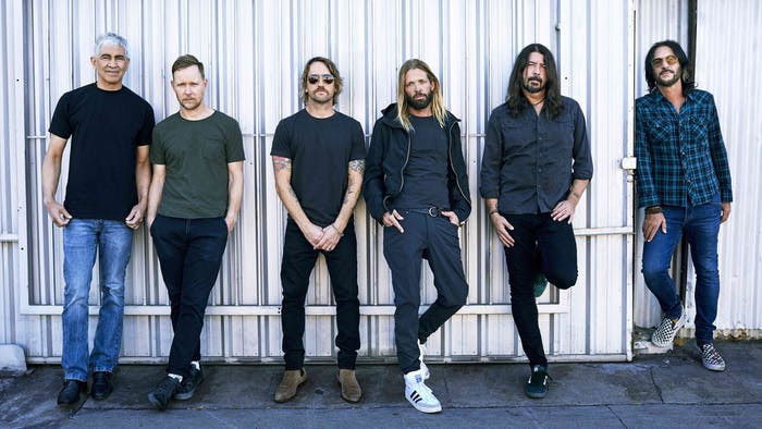 Foo Fighters celebrate Dave Grohl's birthday with powerful new song, Waiting On A War