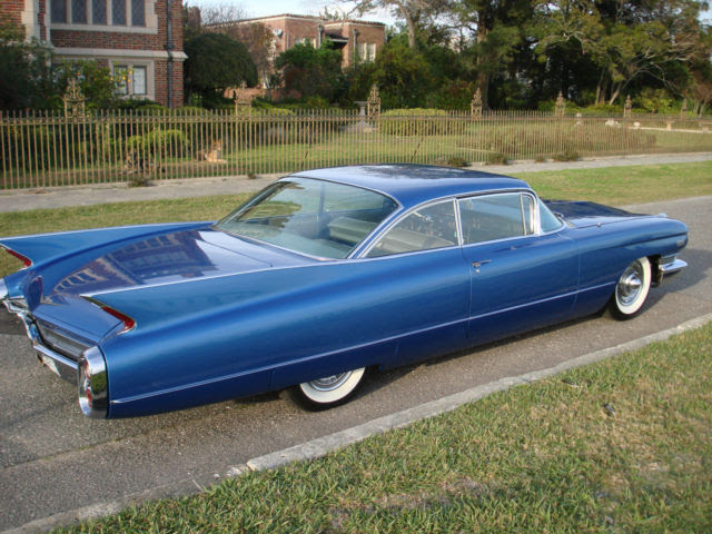 1960 CADILLAC COUPE DEVILLE AIR RIDE SUSPENSION for sale ...