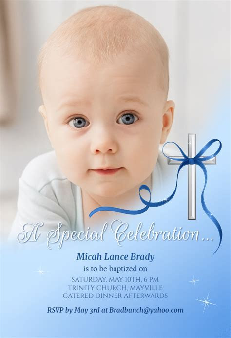 Baby Special Celebration   Free Baptism & Christening