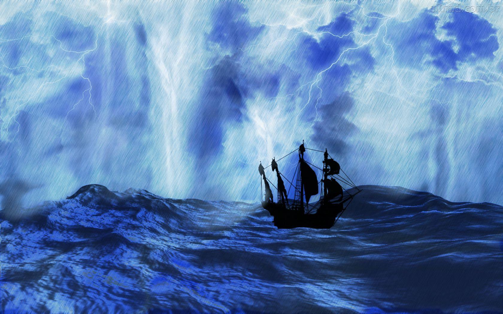 Resultado de imagem para ventos forte em alto mar