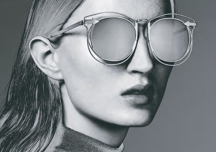Karen Walker Sunglasses - Metals Collection