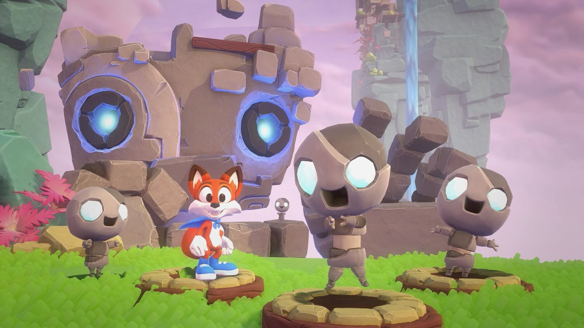 Super Lucky's Tale is one delightful 3D platformer screenshot