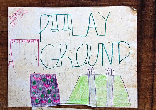 1415 Mallinckrodt -- playground master plan