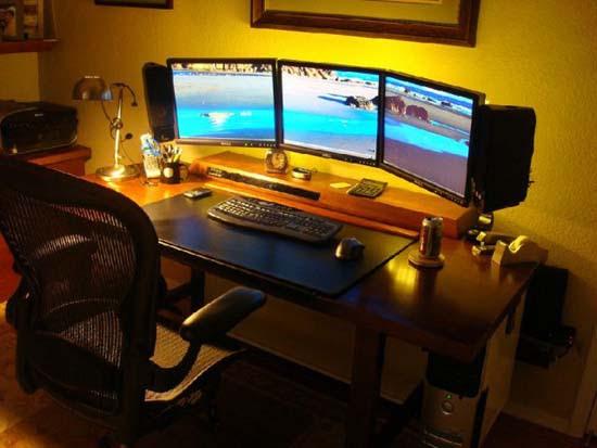 Εντυπωσιακά γραφεία στο σπίτι (25)