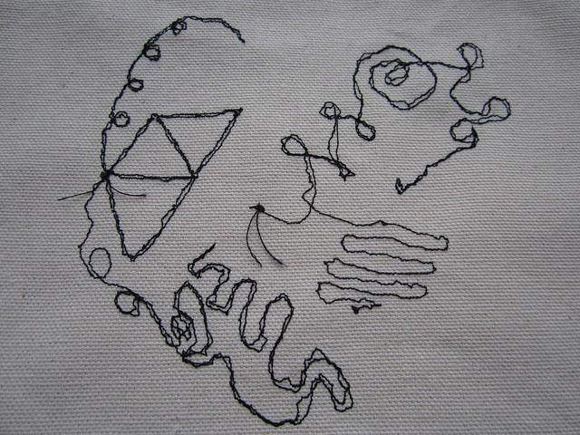 free motion machine stitching (2)