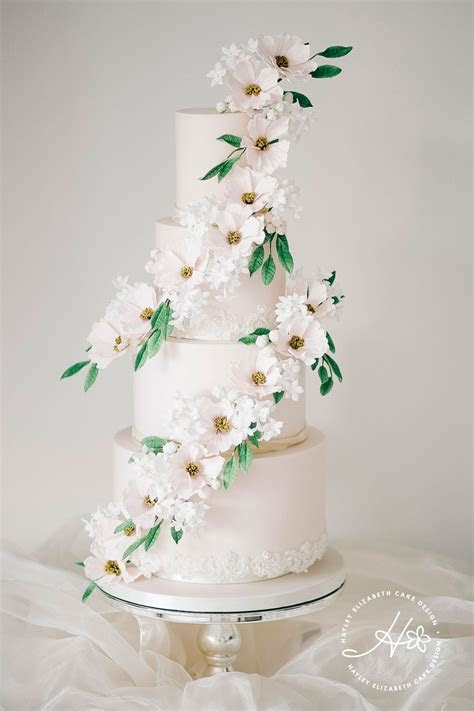 How much does a bespoke wedding cake cost?   Hayley