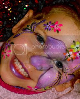 Pin Cool Face Painting Designs Free Paint On Pinterest